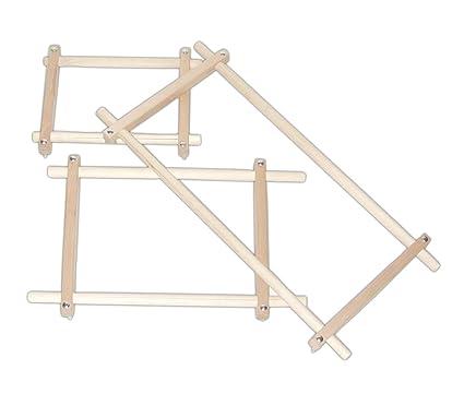 Amazon.com: Frank A. Edmunds Split Rail Scroll Frame Set,2800: Arts ...