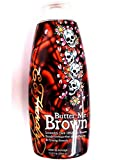 Ed Hardy Butter Me Brown Indoor Tanning Bed Lotion Bronzer 10 Oz For Sale