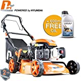 Hyundai Engine P1PE P4600SPE 139cc Petrol Lawnmowers Self Propelled Electric...