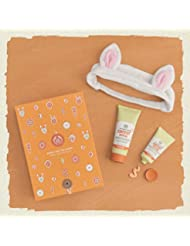 The Body Shop Carrot Skincare Gift Set, Includes Carrot Face Wash & Carrot Moisturizer, Made With Organic carrots & Community Trade Aloe Vera