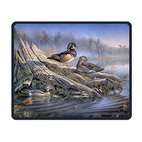(Mouse Pad Wildlife Free Duck Smooth Nice Personality Design Mobile Gaming Mouse Pad Work Mouse Pad Office Pad)