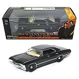 LootCrate Exclusive Supernatural Dean's 1967 Chevrolet Impala Sport sedan 1:64 Die Cast by Greenlight