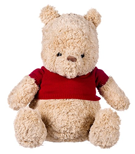 Disney Christopher Robin Collection Large Winnie The Pooh Soft Toy - 50cm ()