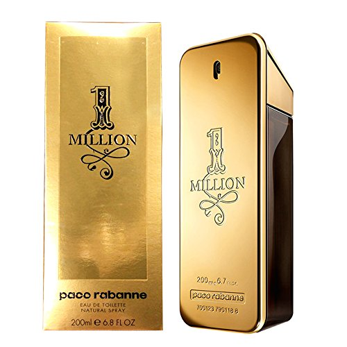 1 Million by Paco Rabanne for Men - 6.7 oz EDT Spray