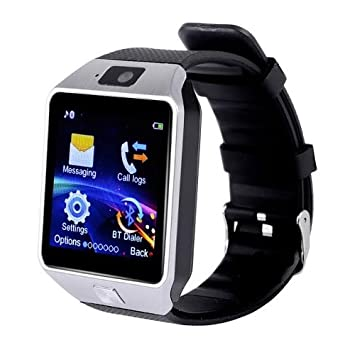 Smart Watch Smartwatch teléfono DZ09 Bluetooth GSM SIM Reloj ...