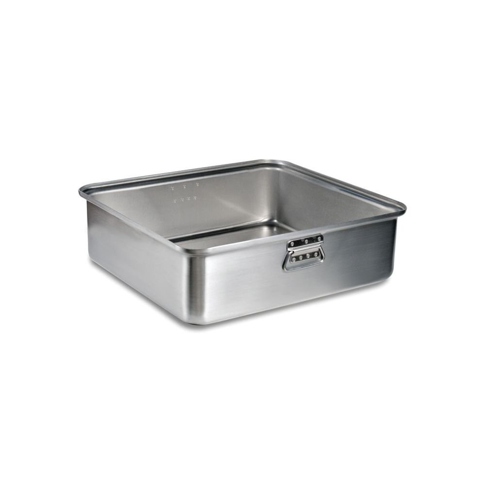Vollrath 68365 Wear-Ever Aluminum 42.5 Quart Roasting Pan Bottom