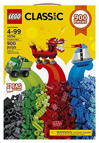 Lego Lego Classic 10704 900 Pieces (Lego Classic Best Price)