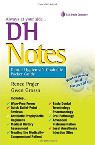 Dh notes dental hygienists chairside pocket guide 9780803625419 dh notes dental hygienists chairside pocket guide 1st edition pronofoot35fo Image collections
