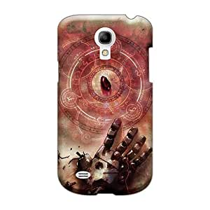 JamieBratt Samsung Galaxy S4 Mini Durable Hard Phone Cover Customized Realistic Full Metal Alchemist Series [dVP27618HxYx]