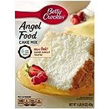 Betty Crocker Angel Food White Cake Mix (Pack of 36)
