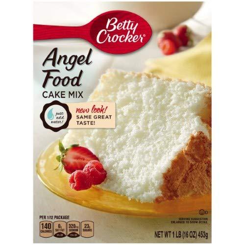 Betty Crocker Angel Food White Cake Mix (Pack of 36) by Betty Crocker (Image #1)