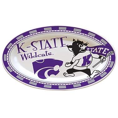 NCAA Kansas State Gameday 2 Ceramic Platter