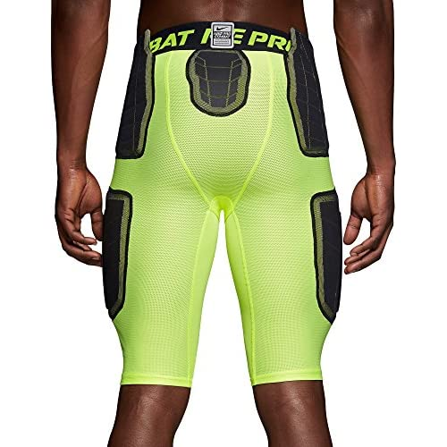 82d7550a55 NIKE Pro Combat Hyperstrong 3.0 Compression Hard Plate Men's Football Shorts