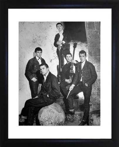 Eric Burdon and the Animals Framed Photo