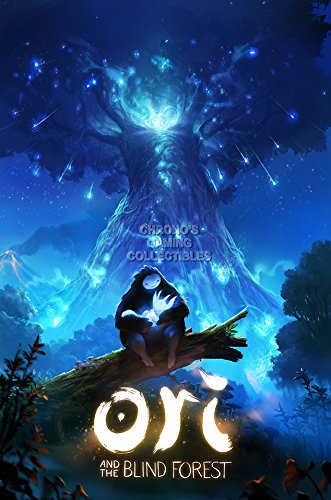 CGC Huge Poster - Ori the Blind Forest XBOX ONE 360 GLOSSY FINISH - OTH665 (16