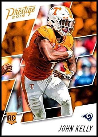 cae2a975c 2018 Prestige NFL  285 John Kelly Los Angeles Rams Rookie Card RC Panini  Football Card