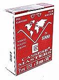 Cassese V-nails Hardwood – Type UNI- 10mm