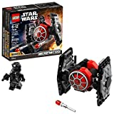LEGO Star Wars 6212543 First Order Tie Fighter Microfighter 75194 Building Kit (91 Piece)