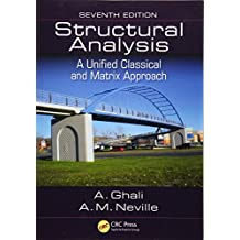 Structural Analysis: A Unified Classical and Matrix Approach, Seventh Edition