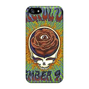 Excellent Hard Cell-phone Cases For Iphone 5/5s (csr15512asNg) Provide Private Custom Stylish Grateful Dead Pattern