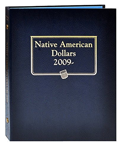- Whitman US Native American Dollar Coin Album 2007 - Date #3210