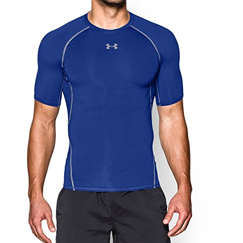 Under Armour Men's HeatGear Armour Short Sleeve