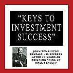Keys to Investment Success | John Templeton