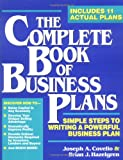The Complete Book of Business Plans (Small business sourcebooks)
