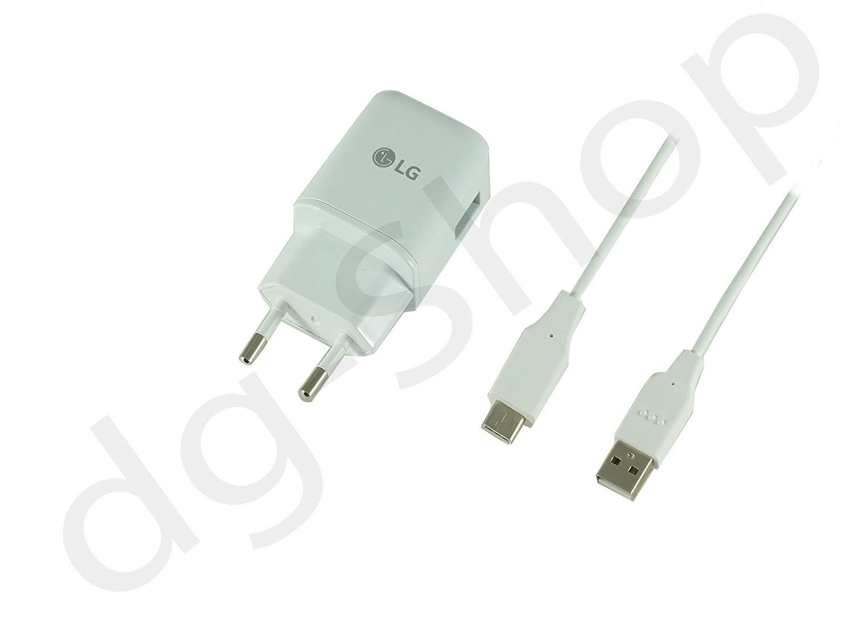 Original LG Cargador rápido carga rápida Cable Cargador Cable de ...