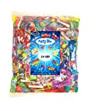 Assorted Candy Variety Mix 3.6 Lbs – Huge Party Mix Bulk Bag of: Smarties, Lemonheads, jawbreakers, Laffy Taffy and Much More!