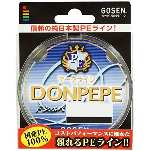 ゴーセン(GOSEN) ライン PEドンペペ 200M 3号 GB02030の商品画像