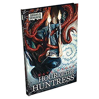 Arkham Horror: Hour of The Huntress HC: Toys & Games