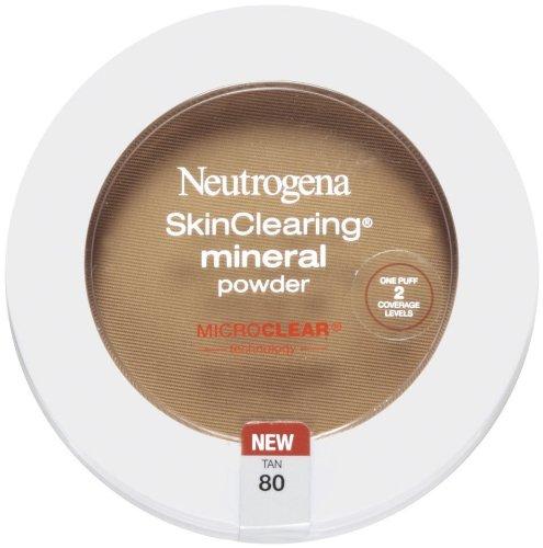 Neutrogena SkinClearing Mineral Powder Tan80