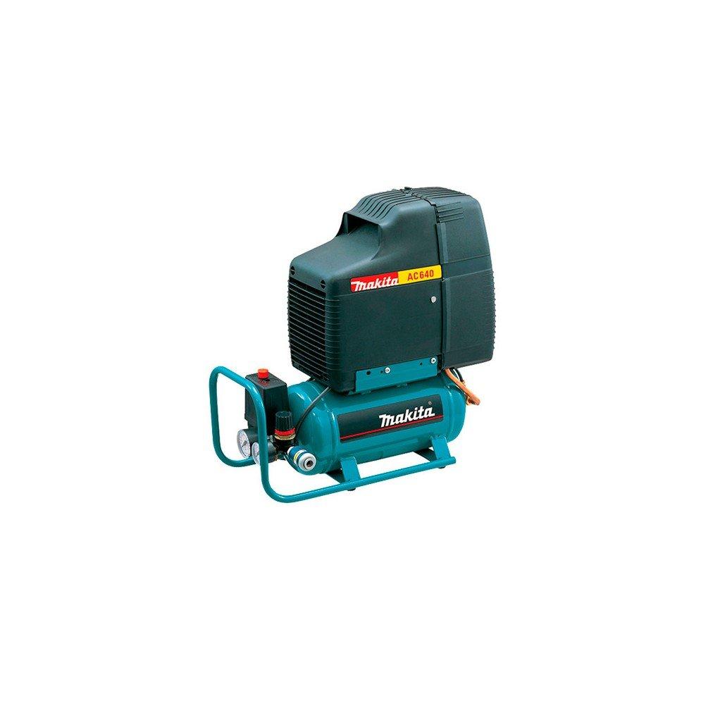 Makita AC640 Compressor - 1460W - 8 bar - 6L: Amazon.es: Bricolaje y herramientas