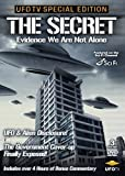 UFO - The Secret, Evidence We Are Not Alone - 3 DVD Set