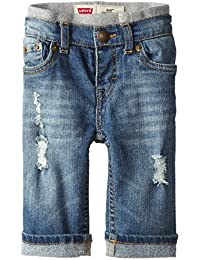 Baby Boys' Pull-on Jeans