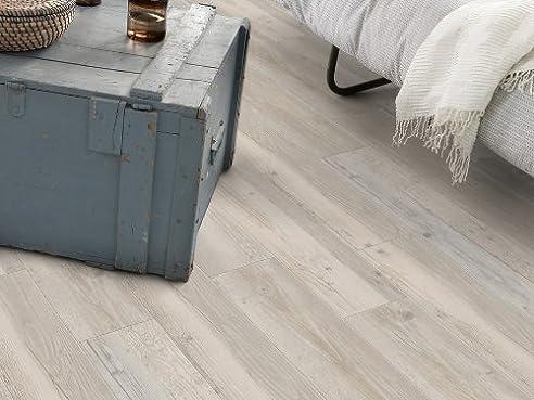 Gerflor Senso Nautic - Ceruse Blanc VS Vinyl-Laminat Fußbodenbelag ...