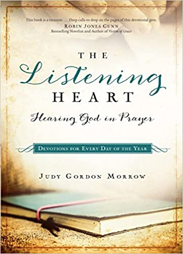 Book The Listening Heart: Hearing God in Prayer: Devotions for Every Day of the Year