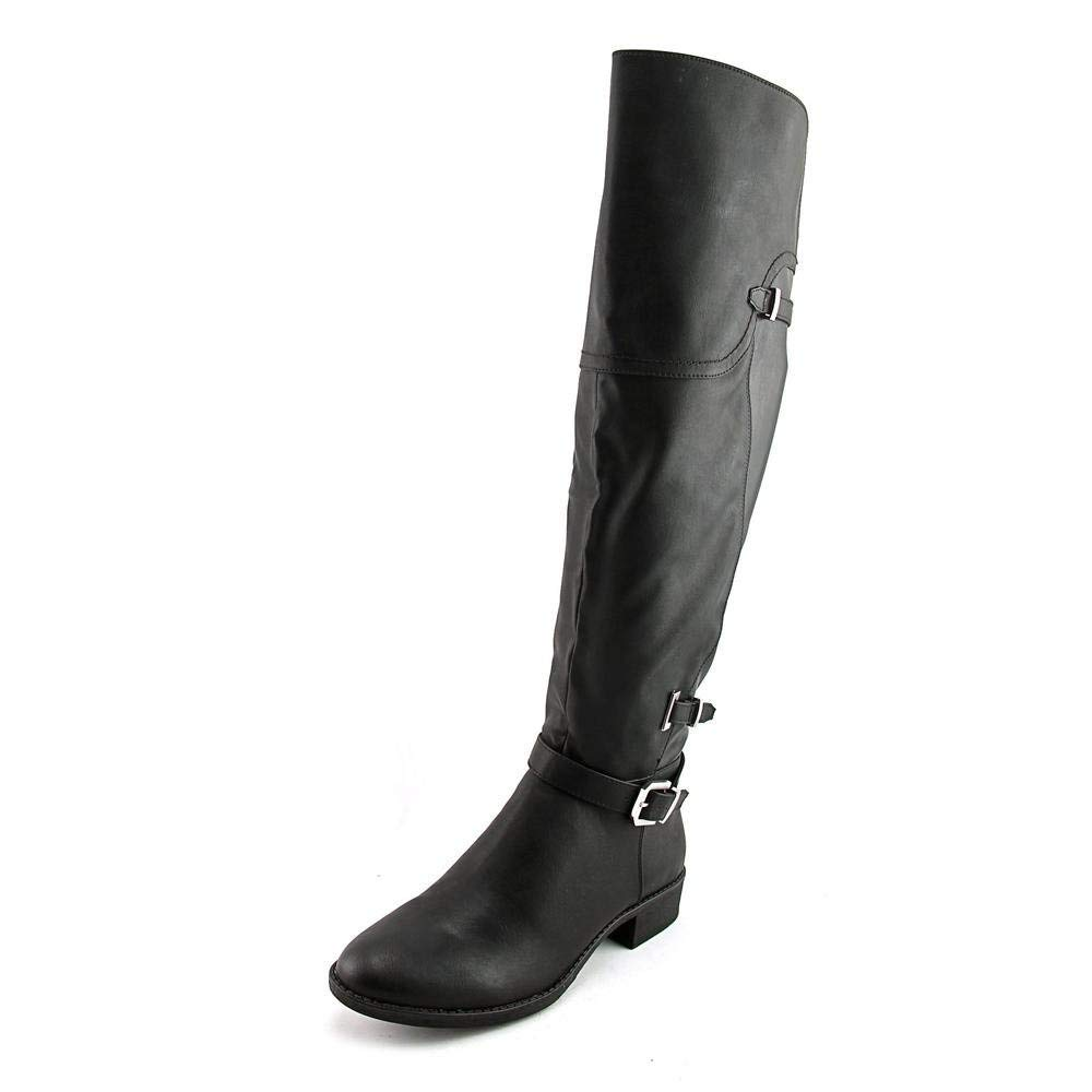 Style & Co. Womens Adaline Closed Toe Over Knee Fashion Boots, Black, Size 7.5