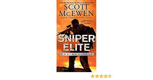 Sniper elite one way trip a novel ebook scott mcewen thomas sniper elite one way trip a novel ebook scott mcewen thomas koloniar amazon kindle store fandeluxe Gallery
