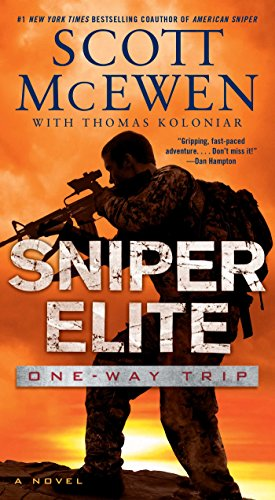 Sniper Elite: One-Way Trip: A Novel (Best Team Games Ps4)
