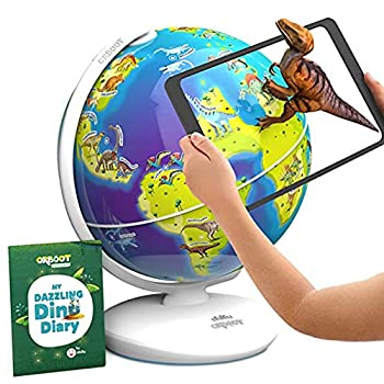 Orboot Dinos AR Globe by PlayShifu (App Based mostly) – World of Dinosaur Toys, Academic Toy for Youngsters. Reward for Boys & Ladies 4 Years & up