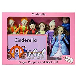 The Puppet Company – traditional Story Sets – Cinderella