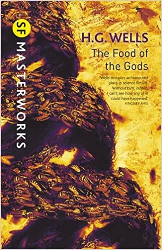 Book The Food of the Gods (S.F. MASTERWORKS)
