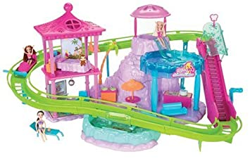 polly pocket p5047 accessoire poupe parc dattraction polly