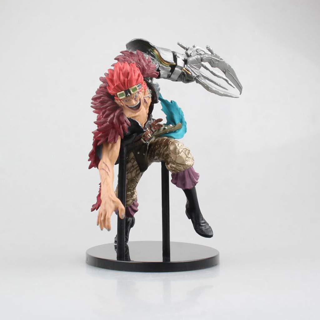 HBJP Giocattolo Statua Giocattolo Modello Squisito Ornamento Decorazione da Collezione   15 CM Modello di Anime