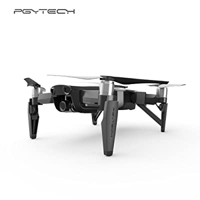 PGYTECH Extended Landing Gear Leg Support Protector Extension Replacement Fit for DJI Mavic AIR Drone Accessories: Home & Kitchen