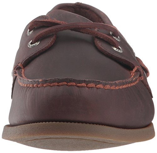 A Men's Boat Pullup O 2 Top Shoe Sider Eye Brown Sperry pqyB7ZOTSt