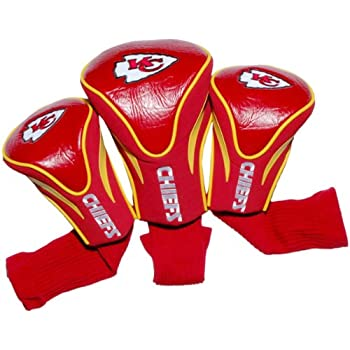 Team Golf NFL 3 Pack Contour Hea...