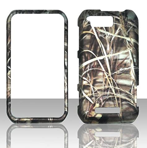 Sky Camo Grass Motorola Photon Q LTE XT897 Sprint Case Cover Phone Snap on Cover Case Faceplates (Motorola Phone Q)
